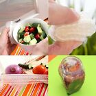 3pcs Silicone Wrap Seal Cover Vacuum Keep Food Fresh Kitchen Tools 3Sizes