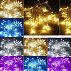 20/50/100 Warm White LED String Fairy Lights Christmas Xmas Party Indoor/Outdoor