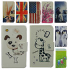 FOR Microsoft Nokia DELUXE CARTOON WALLET PU LEATHER CASE COVER SKIN