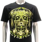 Sz S M L XL XXL 2XL Avenged Sevenfold A7X T-shirt  Black Many Size Av66