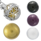 1PC Charm Round Harmony Mexican Bead Lucky Music Caller Ball 12mm 16mm 18mm