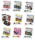 Snazaroo FACE PAINTING Themed Packs (Boy/Girl)(Party/Fancy Dress/Paints/Kids)