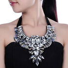 Women Fashion Vintage Flower Jewelry Choker Bib Collar Necklace Pendant Gift New