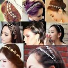 women girl crystal blingbling club party casual summer headband hairband