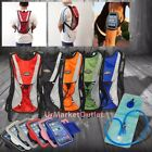 Hydration Backpack+2L Water Bladder Bag+iPhone 6 Plus Armband For Outdoor Sports