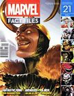 Marvel Fact Files Part Work Magazine - Eagle Moss Publishing -  Issues 4 - 76