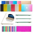 Rubberized Matte Hard Case Cover Shell for 2018 New MacBook Air 13.3 A1932 Touch