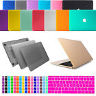 macbook pro snap on case - Matte Snap-On Hard Case Keyboard Cover For MacBook Air Pro Retina 11/12/13/15