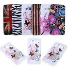 TPU Paint Printed Silicone Rubber Gel Case Cover New For Samsung Galaxy A3/A5