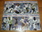 Bolton Wanderers Home Football Programmes 2001/2002 Season