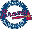 Atlanta Braves #9 MLB Team Logo Vinyl Decal Sticker Car Window Wall Cornhole on Ebay