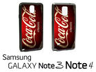 Coca Cola Vending Machine Samsung Galaxy Note 3/ 4 Phone RUBBER Edge Case cl4 $12.07  on eBay