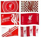 OFFICIAL LIVERPOOL FOOTBALL CLUB  FLAGS 5ft x 3ft