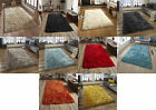 Super Soft Hand Tufted Shaggy Rug Polar 8.5cm Pile 100% Acrylic Mat Home Decor