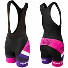 2015 Pearl Izumi Womens Custom Elite Speed Gripper Free Cycling Bib Shorts
