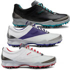 Ecco 2014 Womens Biom Hydromax Waterproof Yak Leather Golf Shoes