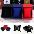 NEW Present Gift Boxes Case For Bangle Jewelry Ring Earrings Wrist Watch Box