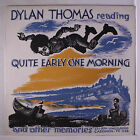 DYLAN THOMAS: Reading Quite Early One Morning LP Sealed Spoken Word