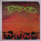 BROOD: The Brood LP Sealed (cut corner) Rock & Pop
