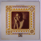 MYRIAM MAKEBA: The Sangoma Interview LP (manufacturing flaw on back cover) Voca