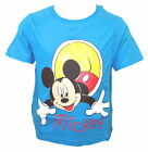 Disney Mickey Mouse T-shirt Ages 18 Months - 5 Years Available