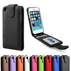 Flip Leather Wallet Case Cover for Apple iPhone 5S 5