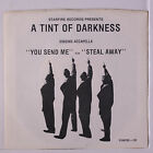 A TINT OF DARKNESS: You Send Me / Steal Away 45 (PS) Soul