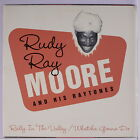 RUDY RAY MOORE: Rally In The Valley 45 (PS, re) Funk
