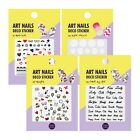 [Holika Holika] Art Nails Deco Sticker 1ea