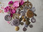 25g/50g Mixed pack Steampunk clocks & time pieces,silver,bronze,gold,red,watches