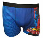 Spiderman Men's Boxer Trunks Shorts Sizes S-XL Available