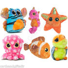 "Aurora YooHoo & Friends 5"" Soft Toy Fish Octopus Turtle Crab Star Fish Sea Horse"
