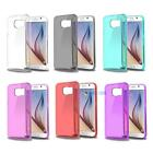 TPU Gel Case Cover + Screen Protector + Stylus For Samsung Galaxy S6 G9200