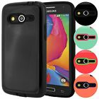 Hybrid Case Slim Shell Armor Cover For Samsung Galaxy Avant G386-T T-Mobile