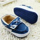 Nice Infants Toddler Baby Boys Girsl Soft Sole Crib Shoes Sneaker 0-18Months A96
