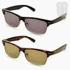 NEW TINTED READING GLASSES SUN-READERS UV400 BLACK & T'SHELL +1.5+2.0+2.50+3.00