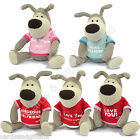 "Boofle Pup Soft Bear 7"" 10"" 11"" 12"" or 36 "" Love Girlfriend One in a Million"