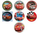 PAPIERTELLER (23cm) - DISNEY CARS Designs (Kinder/Party/Geburtstag/Geschirr)