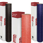 Siser GLITTER Htv Heat Transfer Vinyl - Choose 10 Sheets 20&quot;x1&#039; ea. for $49.99 <br/> 10pc BUNDLE - Pick Colors You Want from 30. SAVE $50!