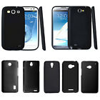 FOR SAMSUNG black TPU Silicone Gel mobile Phone Case Soft Skin cover