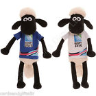 Shaun the Sheep Rugby 2015 Soft Toy World Cup Sport Lamb T Shirt Blue or White