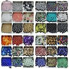 Wholesale 50Styles Natural Gemstone Round Spacer Beads 4mm 6mm 8mm 10mm 12mm