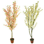 REALISTIC ARTIFICIAL CHERRY BLOSSOM TREE - LARGE HOME / OFFICE DECORATION