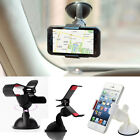 360° Rotating Car Windshield Mount Bracket Holder Stand For iPhone 6 5 4 Samsung