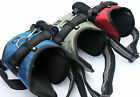 Padded Extreme Car Walking Dog Harness Waterproof Reflective Active Sport Poobag