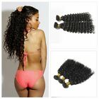 8''-30'' 1Bundle Unprocessed Brazilian Peruvian Virgin Human Hair Extensions 50G