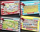 Where's Wally Jigsaw Puzzles {Paul Lamond Games}