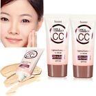 Makeup CC Camping Cream Skin Care Cosmetic Base Upgrade BB Foundation 30ml Hot