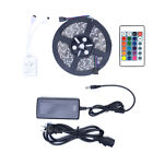5M 300 LED RGB Strip Light 3528 5050 SMD Flexible 44key Remote 12V Power US <br/> Promotion ! Save $2 for every 2 item! A+++ Quality!