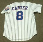 GARY CARTER Montreal Expos 1992 Majestic Throwback Home Baseball Jersey